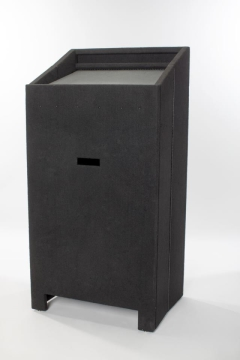 Rental store for Podium  Carpeted Folding Floor Podium in Ellsworth and Rockland ME