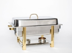 Rental store for 8 Qt. Chafing Dish in Ellsworth and Rockland ME