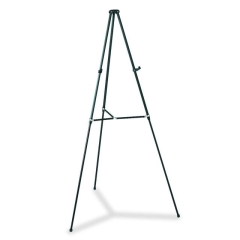 Rental store for Display Easel  38 -66    Black in Ellsworth and Rockland ME