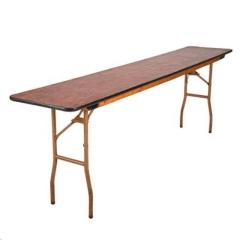 Rental store for 8 x18  Long Classroom Table in Ellsworth and Rockland ME