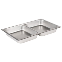 Rental store for 2  Deep Double Chafing Pan in Ellsworth and Rockland ME