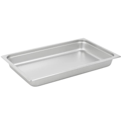 Rental store for 2.5  Deep Single Chafing Pan in Ellsworth and Rockland ME