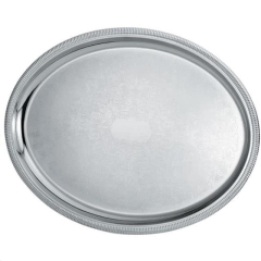 Rental store for 22  Oval Vollrath Stainless Tray in Ellsworth and Rockland ME