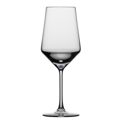 Rental store for Teardrop Crystal 18oz Water Glass in Ellsworth and Rockland ME