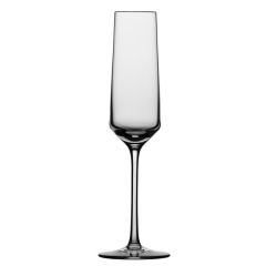 Rental store for Teardrop Crystal 7oz Champagne Flute in Ellsworth and Rockland ME
