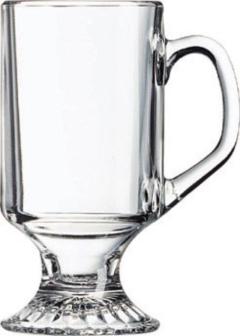 Rental store for Irish Coffee Mug - Glass in Ellsworth and Rockland ME