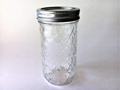 Rental store for 12 oz Mason Jar  No Handle in Ellsworth and Rockland ME