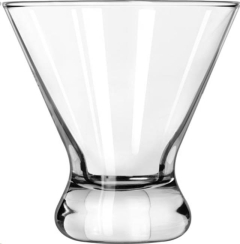 Rental store for Cosmopolitan Glass 14oz  Low Stemless in Ellsworth and Rockland ME