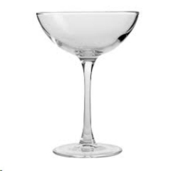 Rental store for Champagne Coupe Glass 8 oz in Ellsworth and Rockland ME