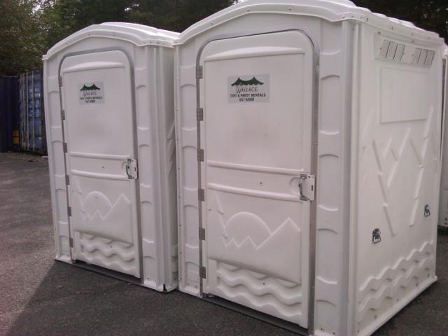 Where to find Single Boudoir Porta Potty in Ellsworth and Rockland