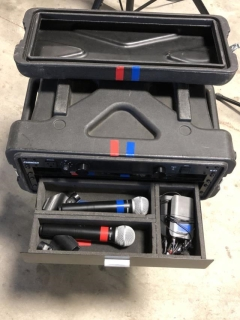 Rental store for Wireless Microphone Kit  2 Units in Ellsworth and Rockland ME