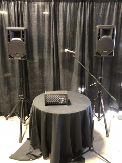 Rental store for PA System  2 Speaker in Ellsworth and Rockland ME