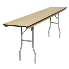 Rental store for 6 x18  Long Classroom Table in Ellsworth and Rockland ME